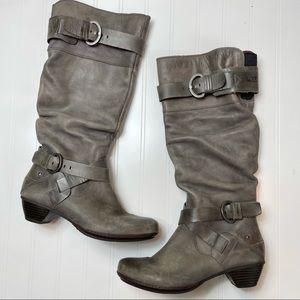 Pikolinos • Tall Slouchy Boot